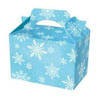 Frozen Snowflake Meal Party Box